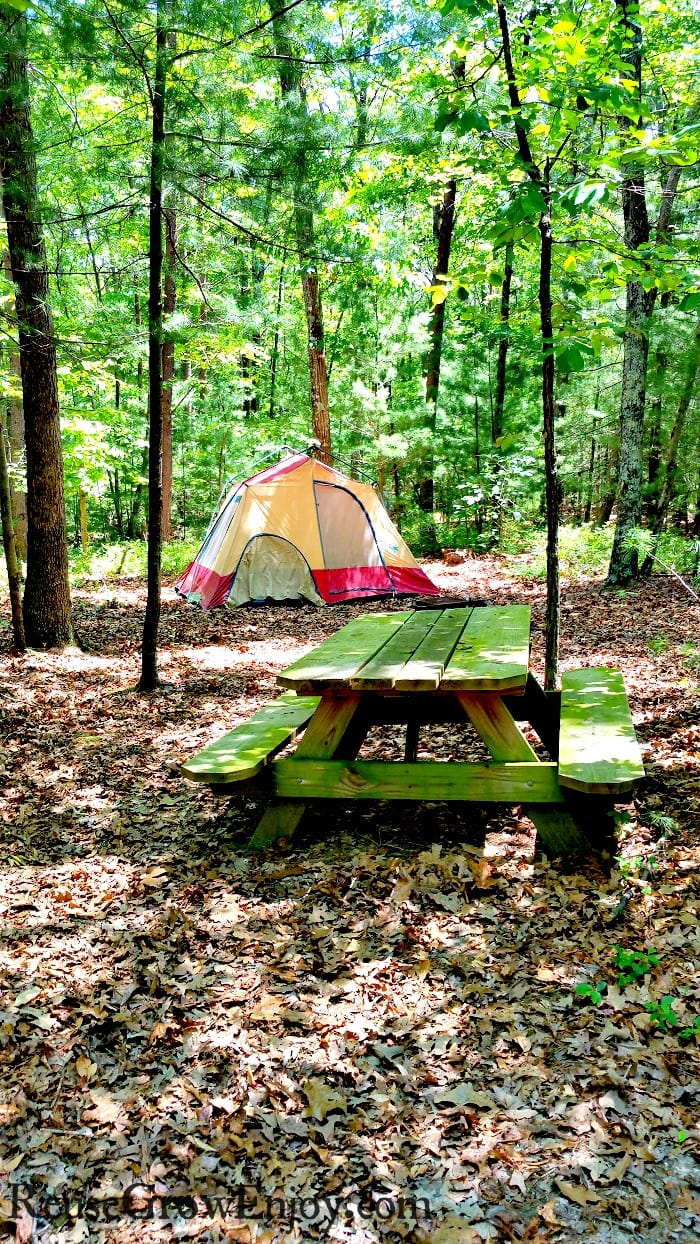 If you are just getting into camping then you may need to check out this pack list for camping for beginners. It has all the basics you will need to take!