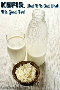 Kefir, What It Is And What It Is Good For!