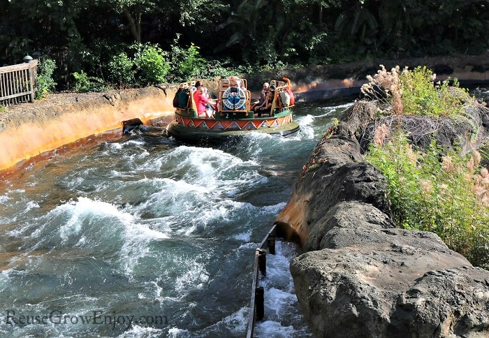 The River Rapids Ride is just one of the rides you will find and enjoy.